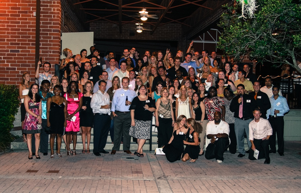 10 Year Reunion Group Photo